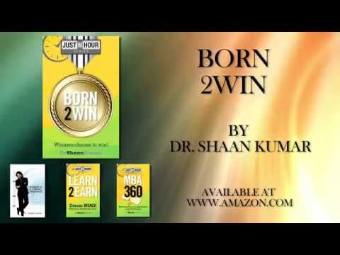 Winners Choose To Win! Born to Win - JNH Book Video